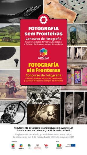 Transversalidades 2015: Fotografia sem fronteiras. Territórios, Sociedades e Culturas em tempos de mudança
