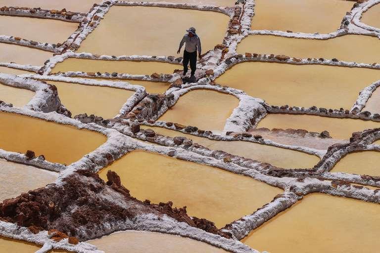 The salt pond keepers of Maras